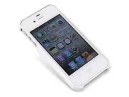 GRAMAS(グラマス) Metal Bumper for iPhone 4S/4 Type02 ラウンドタイプ(ホワイト)