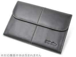 iPad mini 用 ケース PDAIR レザーケース for iPad mini ビジネスタイプ(ブラック)