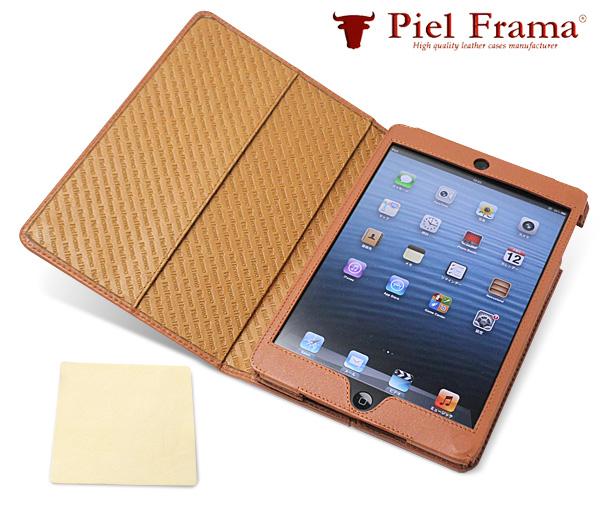Piel Frama レザーケース(シネマタイプ) for iPad mini