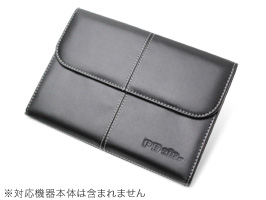 Kindle Fire HD 用 ケース PDAIR レザーケース for Kindle Fire HD ビジネスタイプ(ブラック)