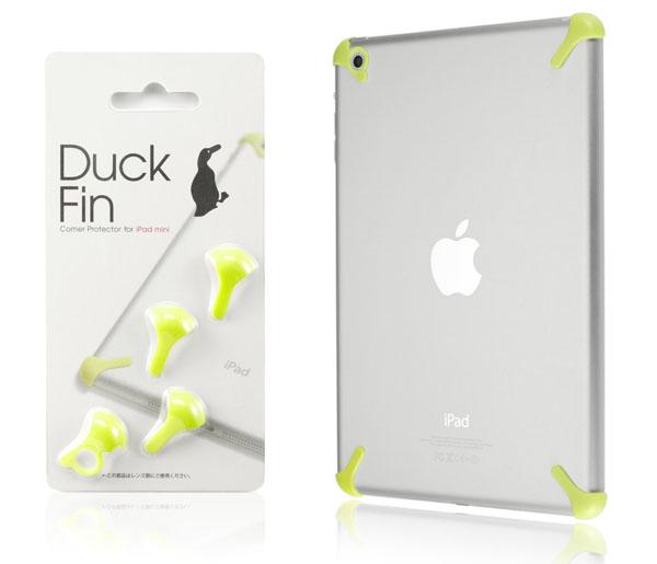 PRECISION Duck Fin corner Protector for iPad mini