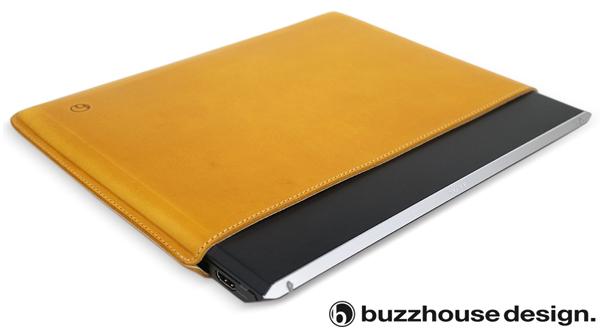 buzzhouse design バズハウスデザインハンドメイドレザーケース for VAIO Pro 13