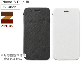 iPhone 6s Plus / iPhone 6 Plus 用 ケースZenus Minimal Diary for iPhone 6s Plus / iPhone 6 Plus iPhone6プラス(5.5インチ)iPhone 6s Plus / iPhone 6 Plusケース 手帳型iPhone 6s Plus / iPhone 6 Plusケース 手帳型
