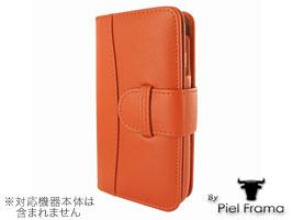 【送料無料】Piel Frama レザーケース(ウォレットタイプ) iPhone 6s / iPhone 6(4.7インチiPhone)財布 手帳型 サイフ ポケット