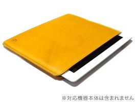 ハンドメイドレザーケース for iPad(第3世代)/iPad 2/iPad ver.2