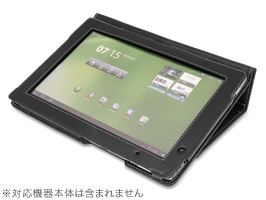 Iconia Tab A500 用 ケース PDAIR レザーケース for Iconia Tab A500 横開きタイプVer.1