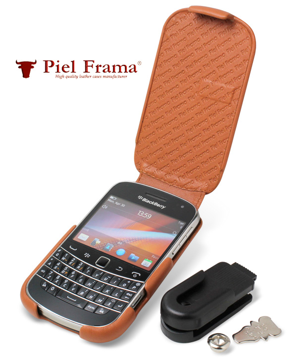 Piel Frama iMagnum レザーケース for BlackBerry Bold 9900
