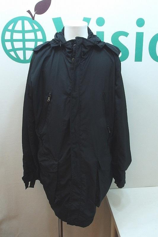 アレクサンダーマックイーン Alexander McQueen フォックスファー 海外並行輸入正規品 防寒ライナージャケット ロシア 極寒仕様 メンズ 国内未入荷 まとめ買い特価 ナイロンコート