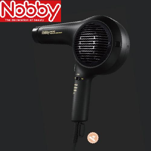 週末ポイント3倍★ノビー NB3100 マイナスイオン ドライヤー ブラック