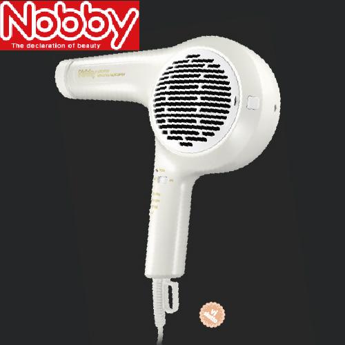 全品ポイントアップ中!ノビー NB3100 マイナスイオン ドライヤー ホワイト