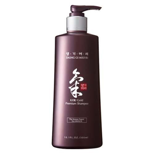 韓方抽出原液約33%以上含有の濃密なシャンプー デンギモリ気ゴールドプレミアムシャンプー 返品不可 サービス 300ml