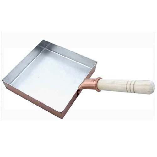 中村銅器製作所 銅製 卵焼き鍋 角型 18cm【送料無料】【smtb-TD】【saitama】