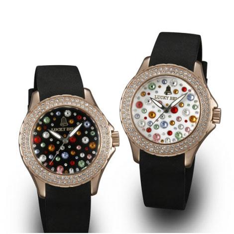 【送料無料】イタリア製腕時計 ラッキーベル  スターリーヘブンズ【smtb-TD】【saitama】