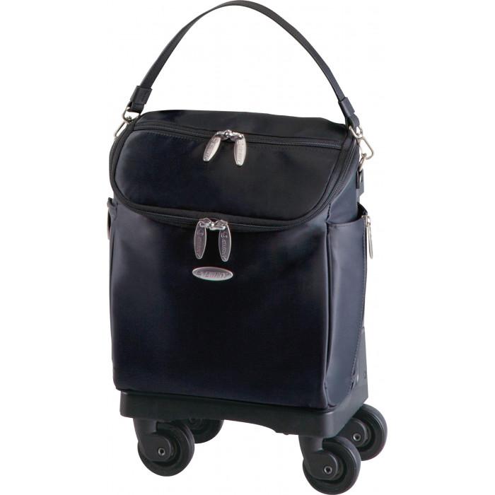 キャリーバッグ SWANY スワニー D-291 ジップIV TS15 ブラック キャスター付きバッグ 約7L 撥水加工【送料無料】【smtb-TD】【saitama】