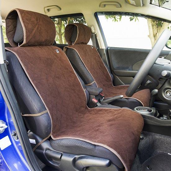 寒い日のドライブでも背中やお尻がぽっかぽか 電気を使わない ポカポカドライブシート 商品 1枚 販売実績No.1 助手席 運転席 車のシートカバー 車用