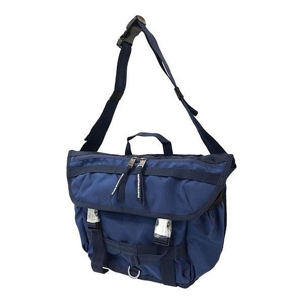 ショルダーバッグ メンズ レディース INDISPENSABLE IDP SHOULDER BAG LOITER ネイビー 14041900-49【送料無料】【smtb-TD】【saitama】 ※納期約10営業日前後
