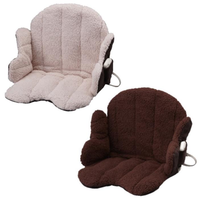 電気座布団 シートクッション 膝掛け 温熱 冷え防止 あったか腰周りクッション SB-KC40【送料無料】【smtb-TD】【saitama】