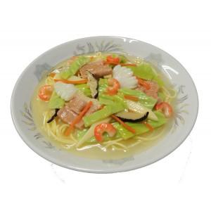 【送料無料】日本職人が作る 食品サンプル ちゃんぽん IP-435【smtb-TD】【saitama】