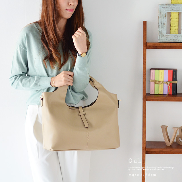 Cute new colors add / Reza - and also 2-way commuter school shoulder bag bag bag casual shop women's ladies shoulder bag blla-lbt1249 advance discount gift angled Cliff bag
