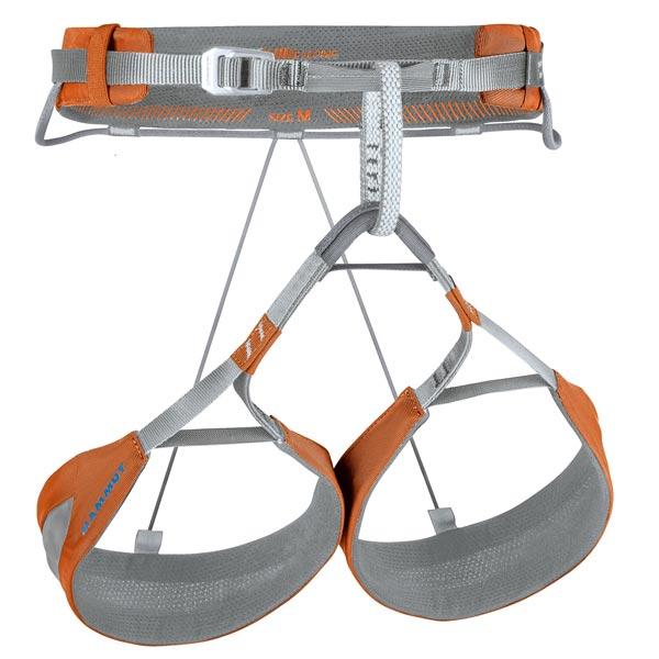 マムート Mammut アウトドア クライミング ハーネス ゼファー アルペン Zephir Alpine 2110-01220