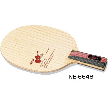 【送料無料】 ニッタク Nittaku 卓球 ラケット ペンホルダー 中国式ペン 攻撃用 ラケット バイオリンC NE-6648