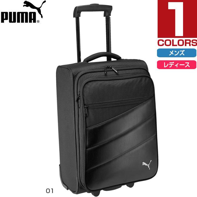 【送料無料】 33L プーマ PUMA メンズ レディース トローリー バッグ バッグ 鞄 キャリーケース 072373