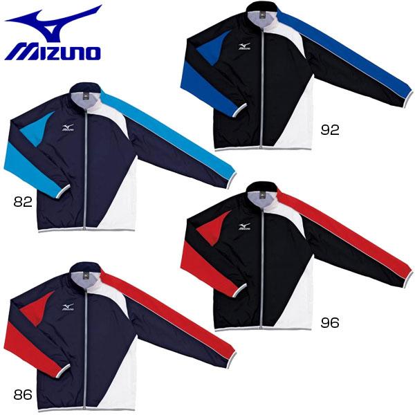 【送料無料】 ミズノ Mizuno メンズ トレーニングクロスシャツ 長袖 上着 トレーニング スポーツウェア N2JC7010