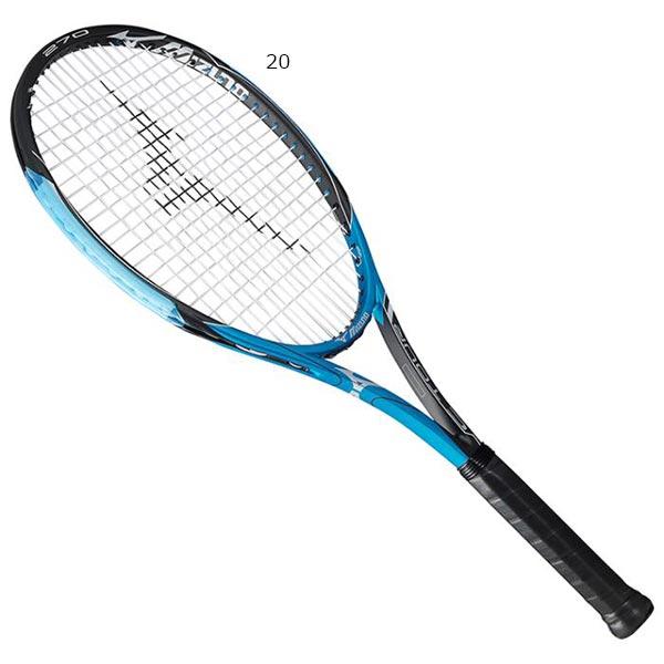 【送料無料】 ミズノ Mizuno メンズ レディース テニスラケット Cツアー270 テニス 硬式テニス 63JTH713