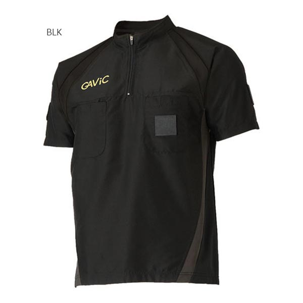 2161f37ec ガビック GAViC men soccer wear futsal wear soccer referee top referee umpire  GA8196