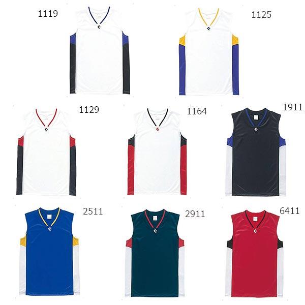 売買 バスケットボールウェア CB54702 コンバース ジュニア キッズ 国産品 ボーイズ 送料無料 タンクトップ ゲームシャツ CONVERSE ノースリーブ
