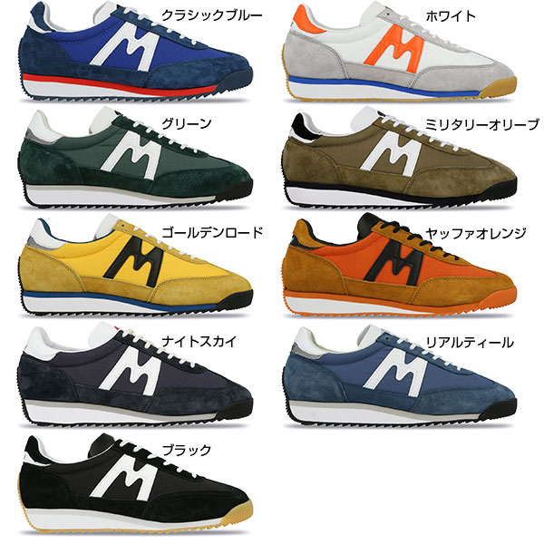 cc55b4edb68 カルフ KARHU men gap Dis champion air Champion Air sneakers shoes low-frequency  cut KH805