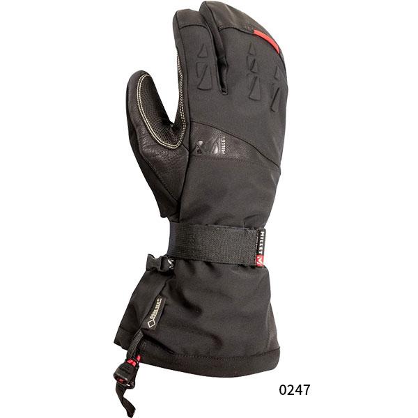 【送料無料】 ミレー MILLET メンズ レディース エクスパート 3 フィンガー ゴアテックス グローブ 手袋 アウトドア 登山 トレッキング MIV7899