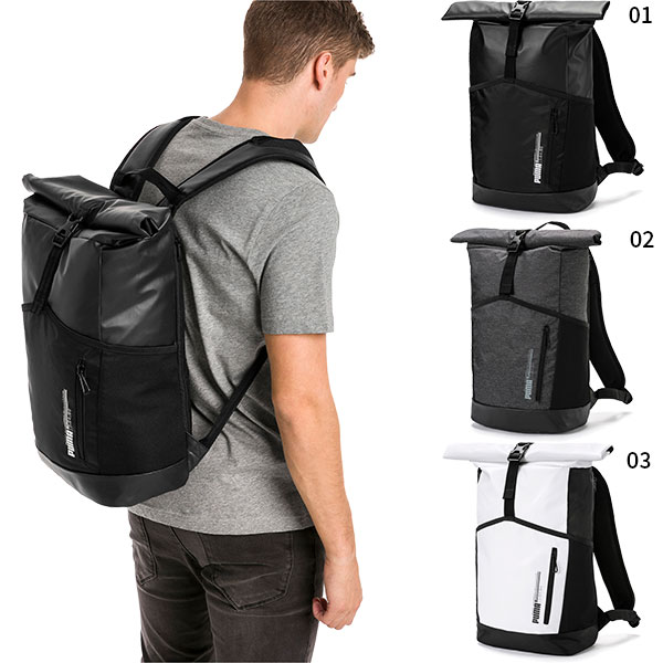 It is a backpack. It becomes the most suitable solution to carry baggage in  the urban jungle. 28372805def8b