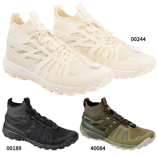 95a73925a31 マムート Mammut men then Thijs knit low Saentis Knit Low mountain climbing  shoes mountain climbing trekking shoes trail running hiking 3030-03390