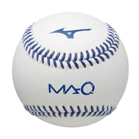 【送料無料】 ミズノ Mizuno メンズ レディース ジュニア 野球ボール 回転解析システム マキュー MA-Q センサー本体 野球用品 データ記録 1GJMC100