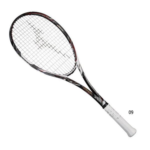 【送料無料】 ミズノ Mizuno メンズ レディース ディオスプロC ソフトテニス 軟式ラケット コントロール系上級者向けモデル 63JTN962