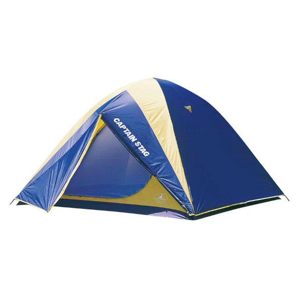 【送料無料】 5-6人用 キャプテンスタッグ CAPTAIN STAG メンズ レディース レニアスドームテント アウトドア用品 テント キャンプ ドーム型 M3106