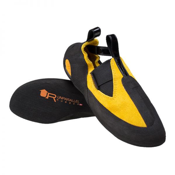 【送料無料】 キャラバン CARAVAN メンズ レディース UPモック 登山靴 クライミングシューズ アンパラレル Unparallel 1410003
