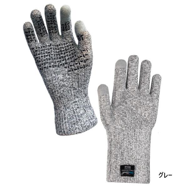 【送料無料】 キャラバン CARAVAN メンズ レディース テックシールド 手袋 グローブ デクシェル dexshell 防水 透湿 アウトドア 0143029