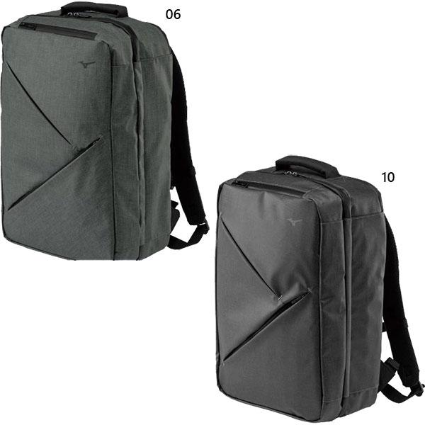 【送料無料】 28L ミズノ Mizuno メンズ レディース バックパック リュックサック デイパック バッグ 鞄 トラベル 旅行 B3JD0001
