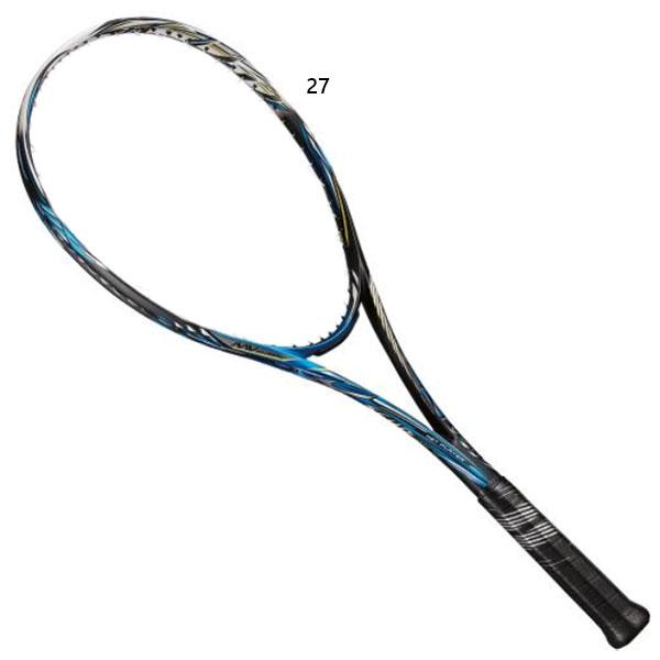 <title>軟式テニスラケット 63JTN055 送料無料 軟式テニス ミズノ Mizuno 国内在庫 メンズ レディース スカッド05-R 軟式ラケット ソフトテニス 前衛</title>
