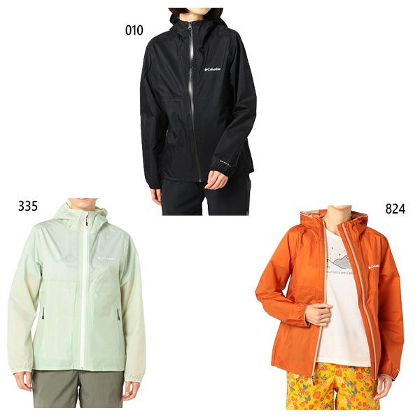 【送料無料】 コロンビア Columbia レディース ライトクレスト ウィメンズジャケット Light Crest WomenS Jacket レインウェア 登山 トレッキング アウトドア PL3157
