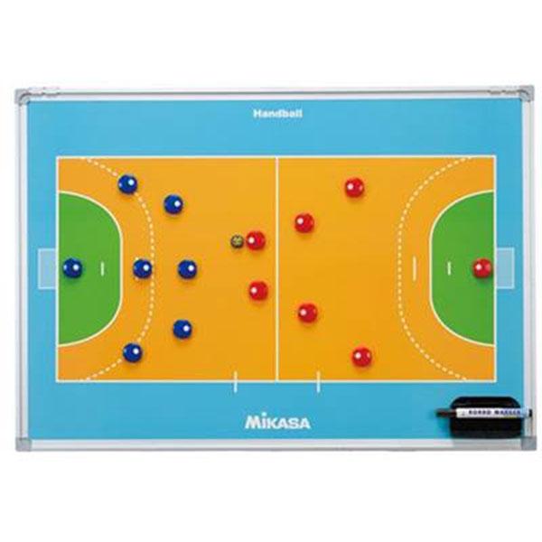 【送料無料】 ミカサ MIKASA メンズ レディース ハンドボール作戦盤 ハンドボール SBHXLB
