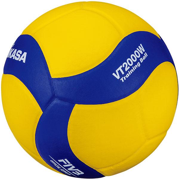 【送料無料】 ミカサ MIKASA メンズ レディース トレーニングボール5号 2000g 2kg バレーボール VT2000W