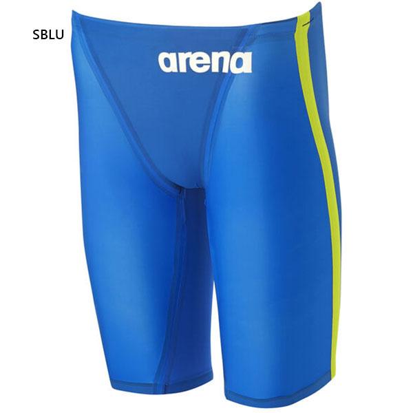 【送料無料】 アリーナ arena メンズ ULTIMATE AQUAFORCE X CP アルティメットアクアフォースX CP ハーフスパッツ スイムウエア スイミング 水泳 競泳水着 FINA承認 ARN-0001M