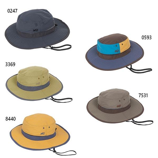 帽子 MIV01797 ミレー メンズ レディース ハット MILLET ベンチング アウトドア 送料無料 お買得 本店