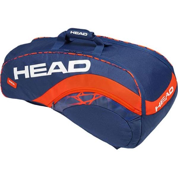【送料無料】 9本収納可能 ヘッド HEAD メンズ レディース ラジカル スーパーコンビ Radical 9R Supercombi バッグ 鞄 テニスバッグ ラケットバッグ 試合 練習 部活 283319