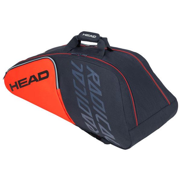 【送料無料】 9本収納可能 ヘッド HEAD メンズ レディース ラジカル9R スーパコンビ Supercombi バッグ 鞄 テニスバッグ ラケットバッグ 試合 練習 部活 283090