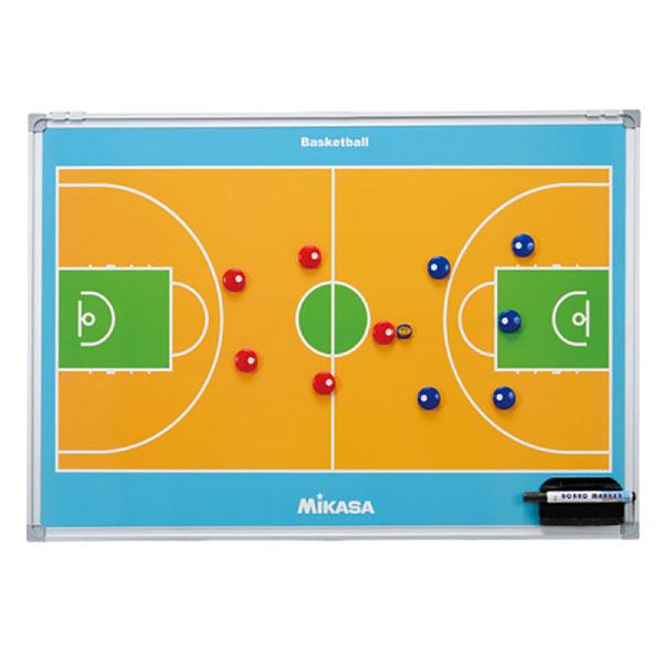 【送料無料】 ミカサ MIKASA メンズ レディース 特大作戦盤 三脚なし バスケットボール 作戦ボード SBBXLB