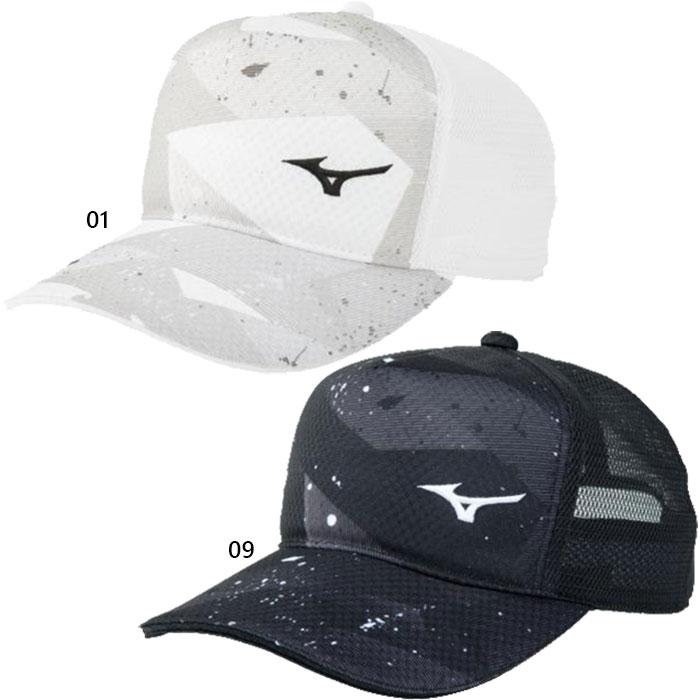 帽子 62JW0005 ミズノ メンズ レディース キャップ 帽子 テニス バドミントン 送料無料 Mizuno 62JW0005